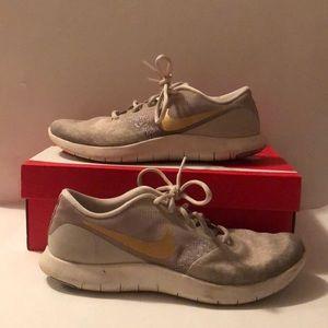 Golden Nike's